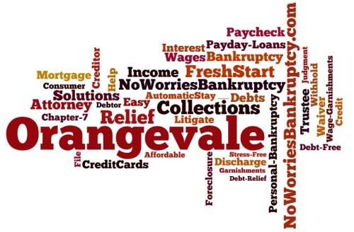 Orangevale bankruptcy
