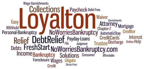 Loyalton bankruptcy attorney