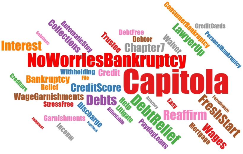 Capitola bankruptcy attorney