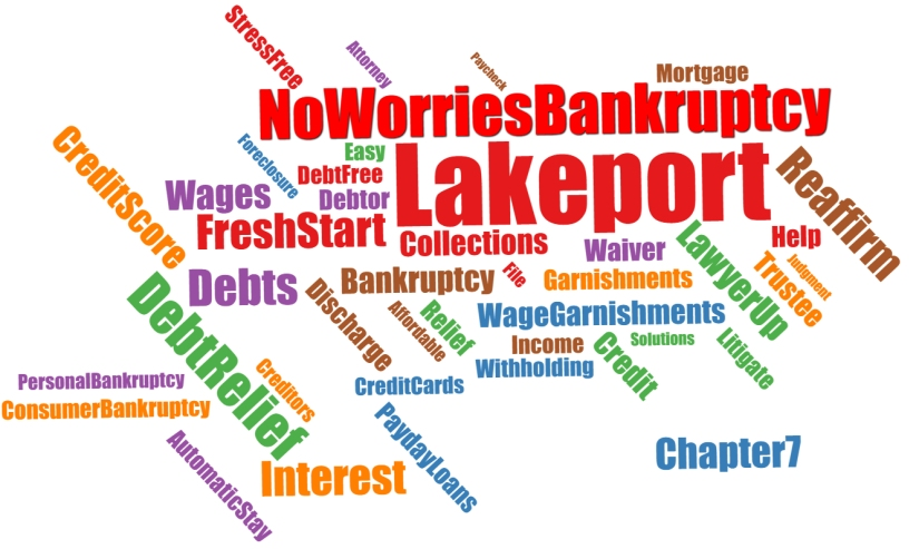 Lakeport bankruptcy attorney WC