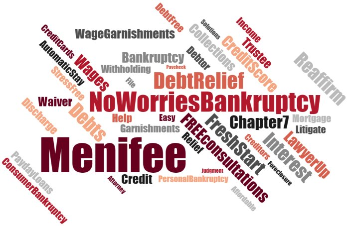 Debt relief law firm
