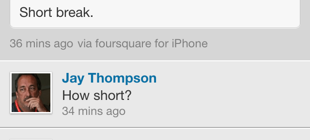 Why I Love Foursquare