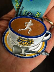 2014 Seattle R&R medal