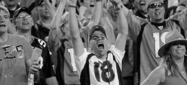 """You're such a Broncos Bandwagon fan!"""