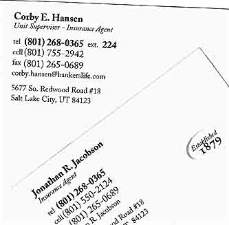 bankers life insurance scam