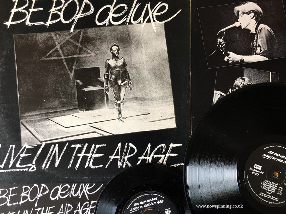 Be Bop Deluxe - Live in The Air Age - Album Review