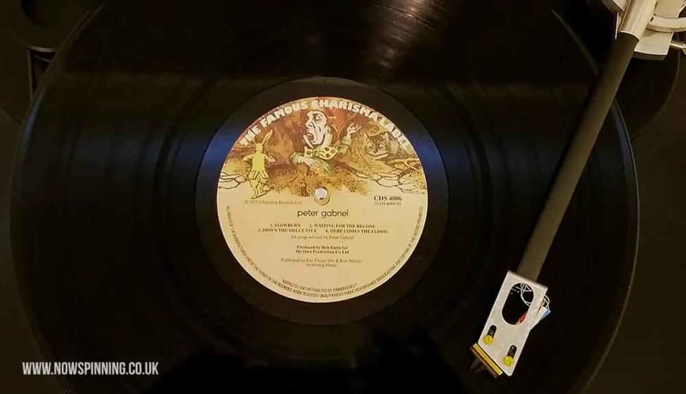 Peter Gabriel 1st Solo Album Review