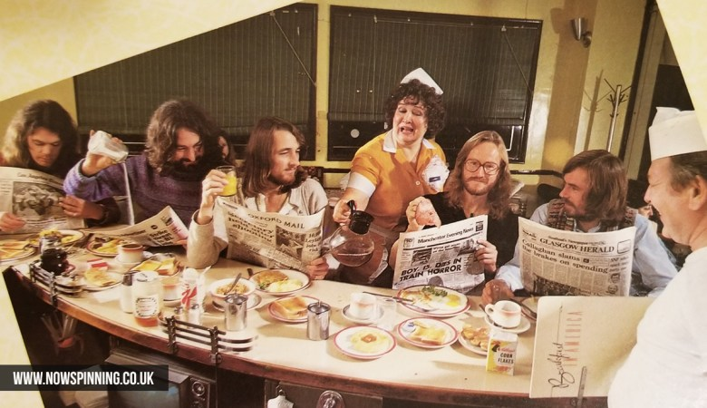 Supertramp Breakfast in America - Album Review