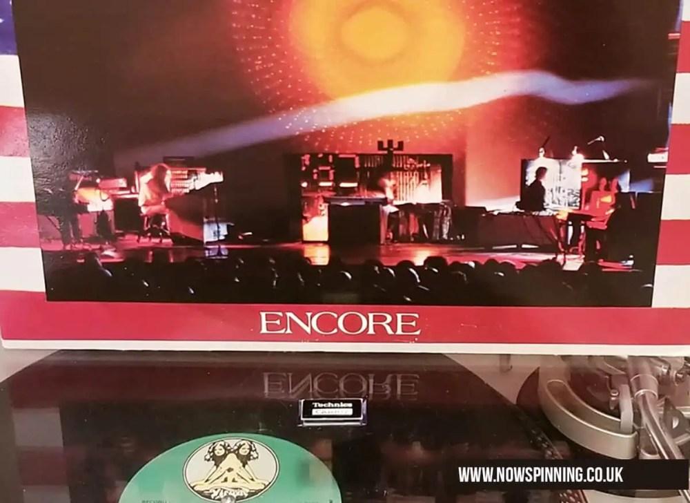 Tangerine Dream Encore Review