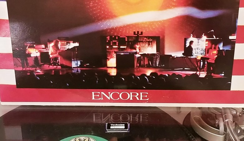Tangerine Dream Encore Review