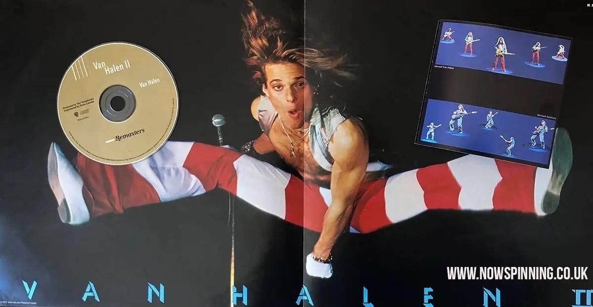 Van Halen 2 - David Lee Roth Poster