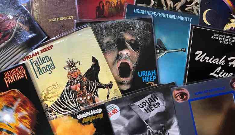Ken Hensley Tribute Uriah Heep