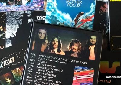 Focus 50 Years Anthology 1970-1976