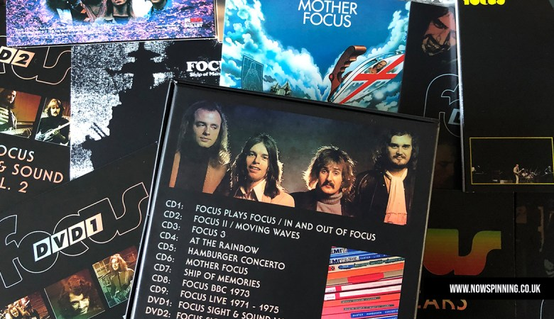 Focus 50 Years Anthology 1970-1976