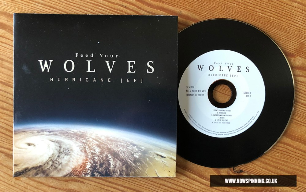 Feed Your Wolves Hurricane EP Review
