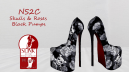 skulls and roses black pumps_001