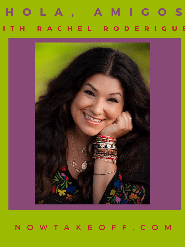 Episode 25: ¡Hola, Amigos! with Rachel Rodriguez – Sing along songs in Spanish