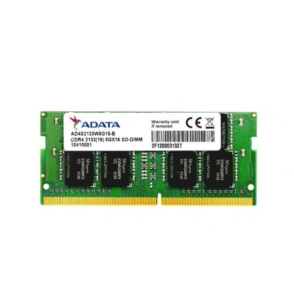 RAM DDR4-2400Mhz 8GB Laptop SODIM - Cameroun - NOW Tech Center