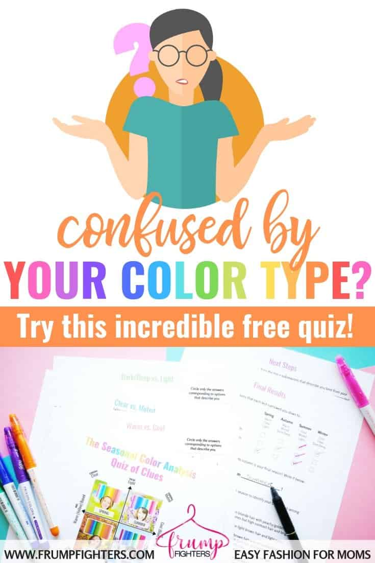 What Season Am I and What Colors Should I Wear? (FREE Quiz ...