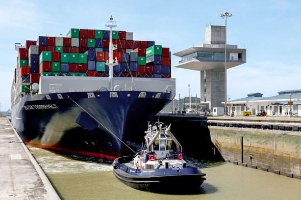 Courtesy of the Panama Canal Authority