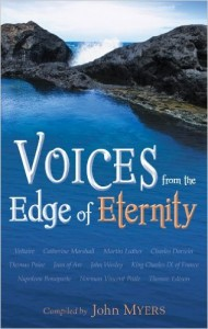 Voices From The Edge of Eternity by John Myers