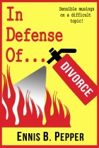 In Defense of Divorce book cover.