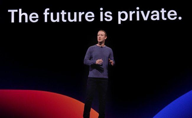 Facebook Shares Plunge As Zuckerberg Responds To