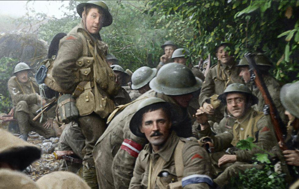 Review: They Shall Not Grow Old brings World War I back in a stirring way - NOW Magazine
