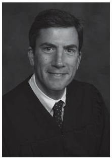 """Judge Jon """"Ligar"""" Tigar"""