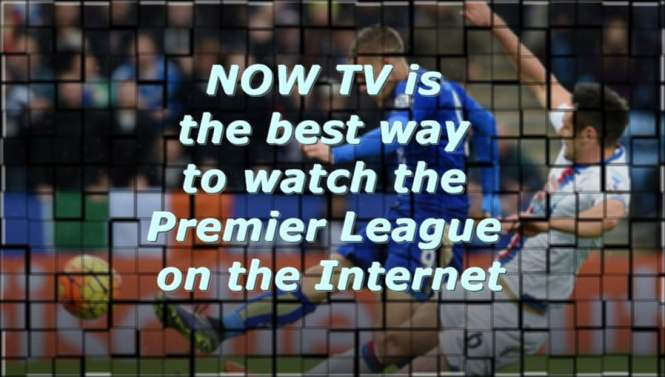 now tv watch premier league online