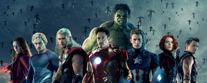 Age of Ultron on NOW TV