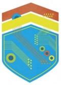 prismatic badge