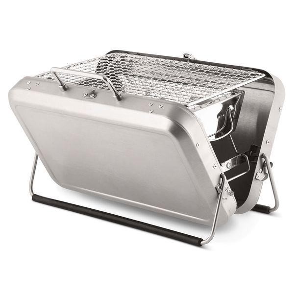 Grill w walizce