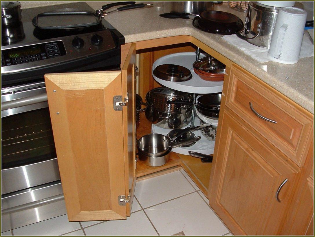 Eckschrank Küche Karussell Ersatzteile  Eckschrank In Der Küche