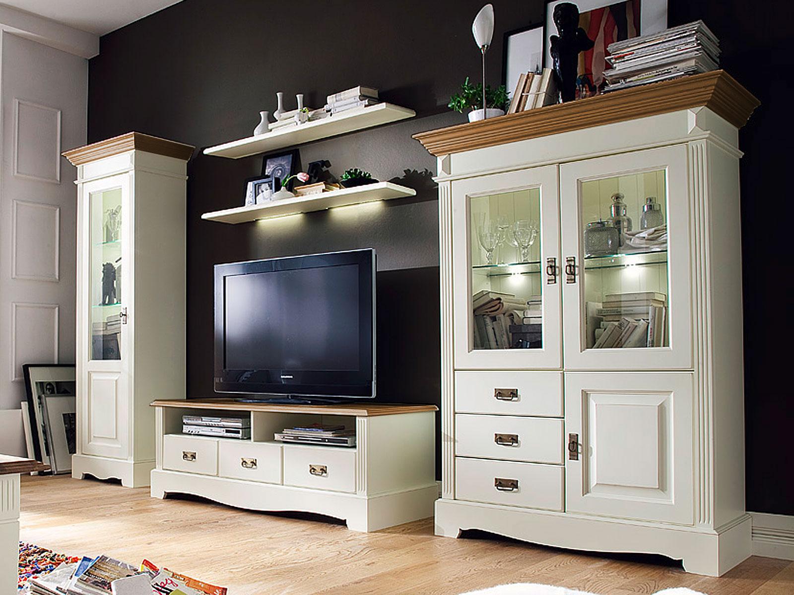 Wohnzimmerschranke Bei Ikea Wohnwand Spencer 5 Teilig Wohnen Wohnzimmerschranke
