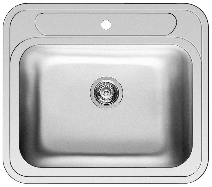 Spülbecken Küche Edelstahl 100x50   Küchenspülen: Mehr Als ...