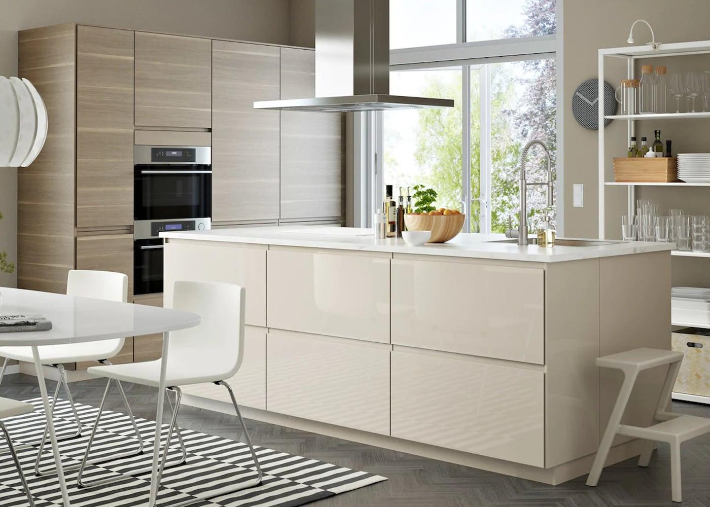 Höhe Ikea Küche