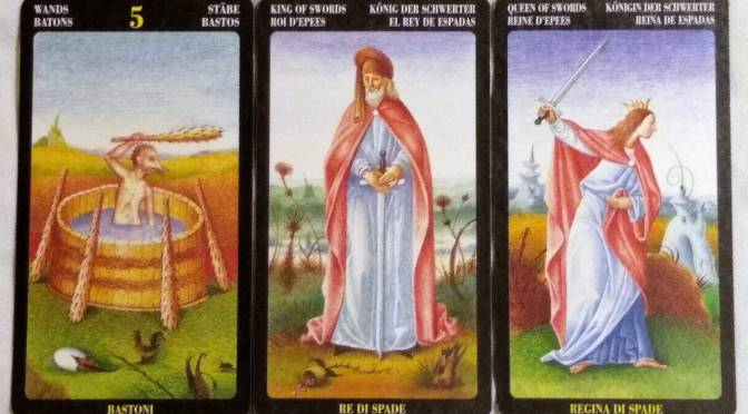 What Does The Deck Say? October 29, 2018