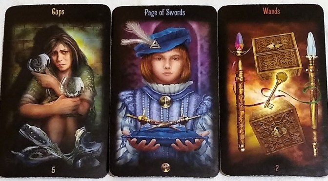 What Does The Deck Say? November 13, 2018