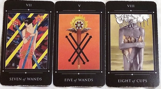 What Does The Deck Say? November 14, 2018