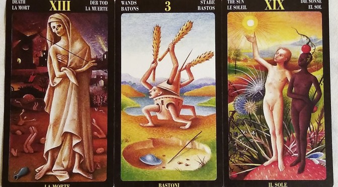 What Does The Deck Say? November 22, 2018