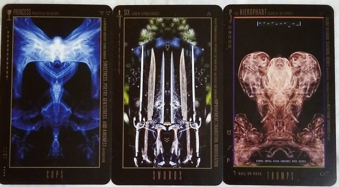 What Does The Deck Say? December 25, 2018