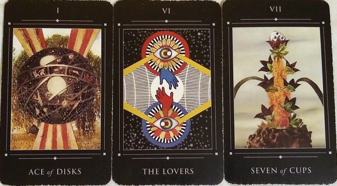 What Does The Deck Say? January 2, 2019