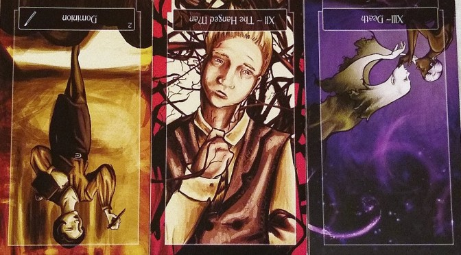 What Does The Deck Say? January 8, 2019