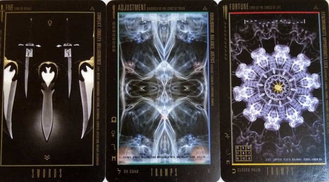 What Does The Deck Say? March 19, 2019