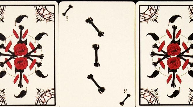 Corvid Romantic: 3 of Bones.