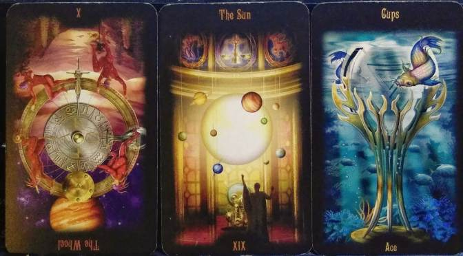 What Does The Deck Say? October 2, 2019
