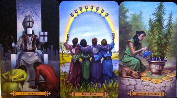 What Does The Deck Say? October 23, 2019
