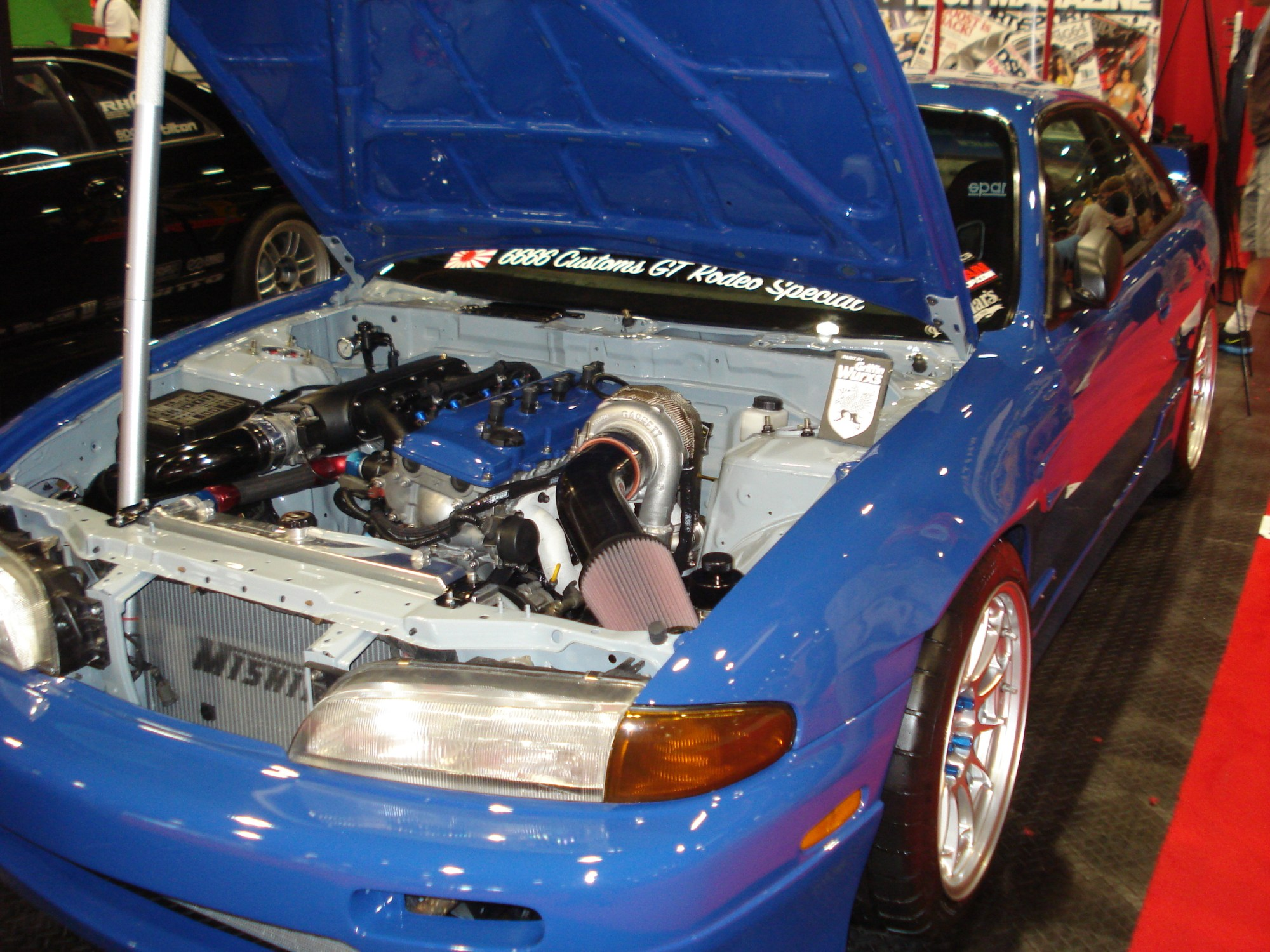 hight resolution of the the d sport mag s14 240sx was also at the show i will have to wait to see what engine choice was better the ka or sr