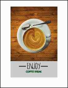 Harper's Hut Java - Coffee Break